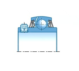 80,000 mm x 170,000 mm x 86 mm  NTN UC316D1 радиальные шарикоподшипники