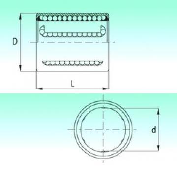 NBS KH3050-PP линейные подшипники