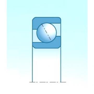 400,000 mm x 600,000 mm x 90,000 mm  NTN 7080 радиально-упорные шарикоподшипники
