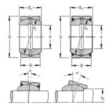 Timken 6SF10 подшипники скольжения