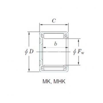 KOYO MHK18161 игольчатые подшипники