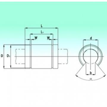 NBS KBO60125-PP линейные подшипники