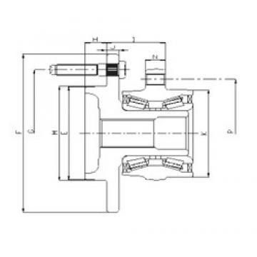 ILJIN IJ223049 радиально-упорные шарикоподшипники
