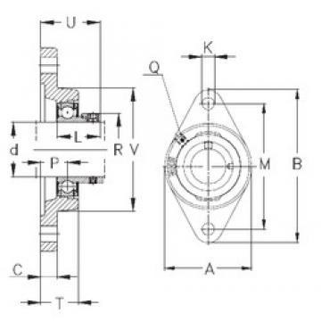 NKE PCJT20-N подшипниковые узлы