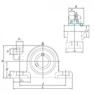 KOYO UCP205-14SC подшипниковые узлы