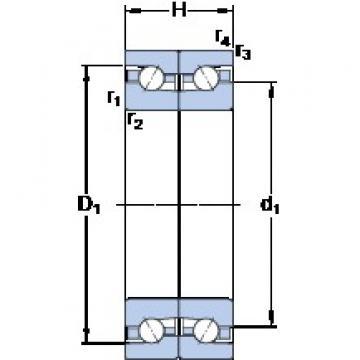 SKF BTM 150 AM/HCP4CDB упорные шарикоподшипники
