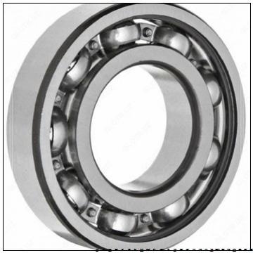 55 mm x 90 mm x 18 mm  SKF 7011 CD/P4AH1 радиально-упорные шарикоподшипники