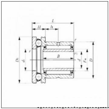 HM136948-90304 HM136916D Oil hole and groove on cup - E31319       подшипник конический